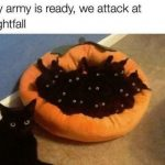 My Army Is Ready